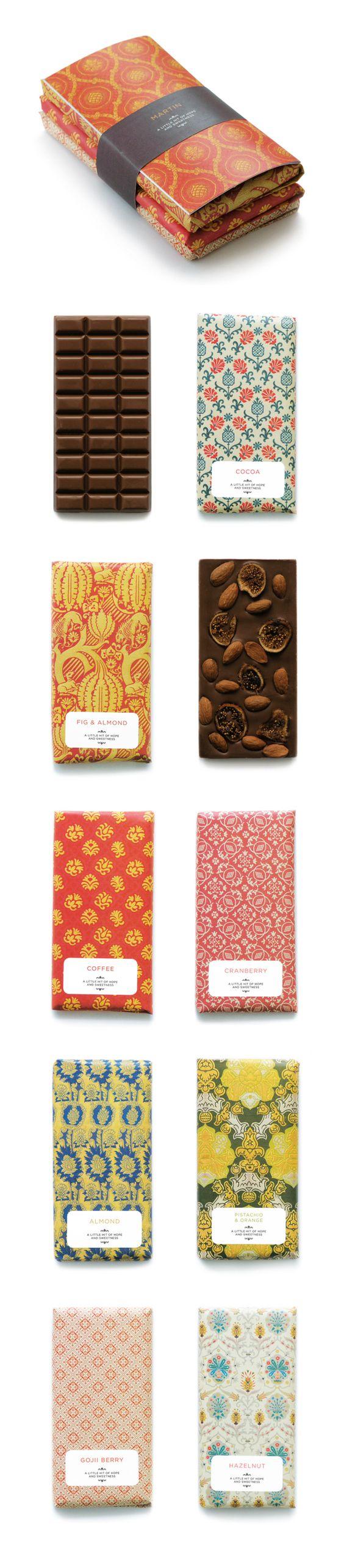 Tavolette Packaging cioccolato