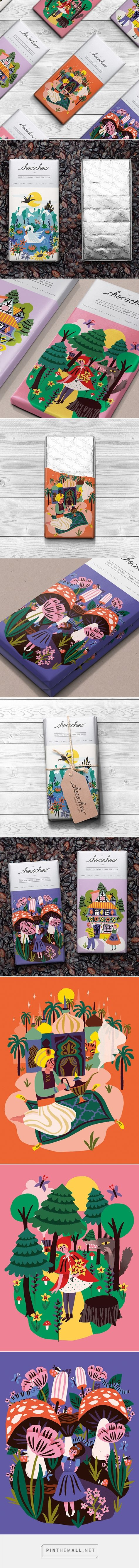 Packaging cioccolato tavolette