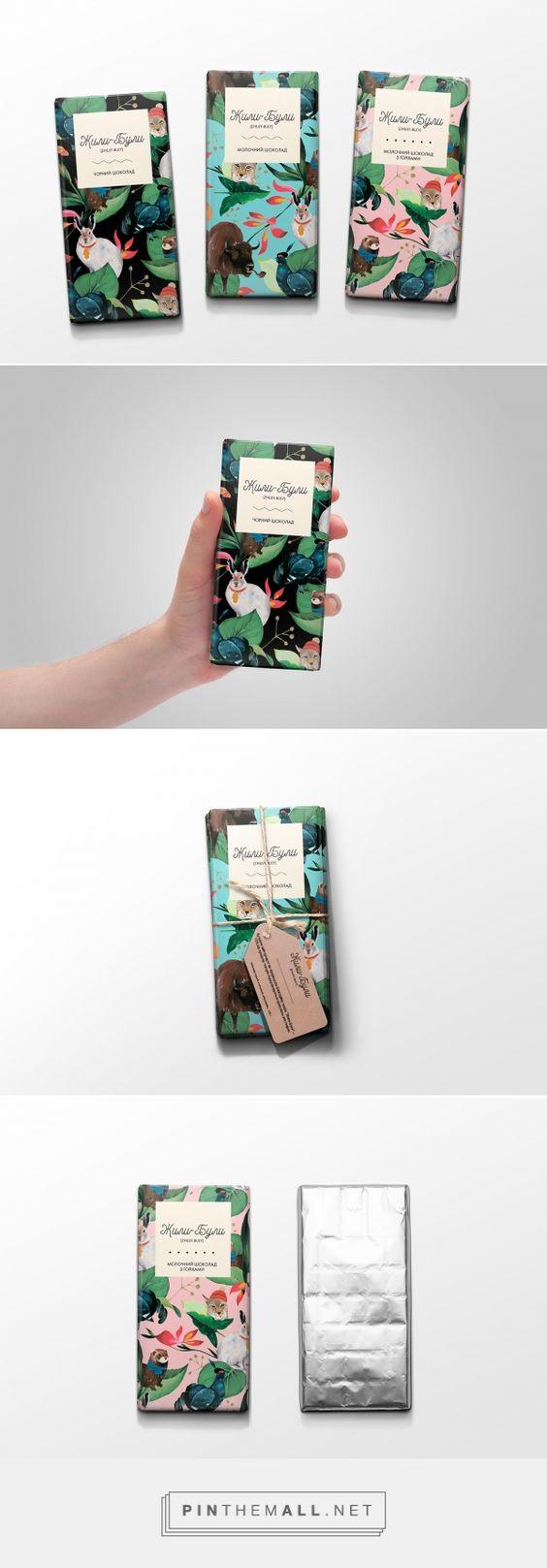 Packaging cioccolato in tavolette