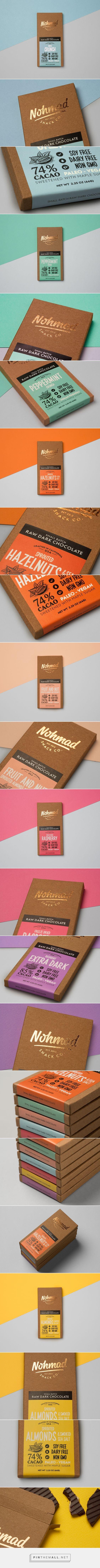 Packaging cioccolato avana