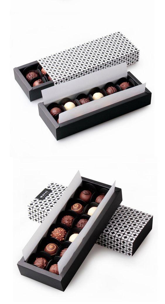 Scatola cioccolatini packaging cioccolato