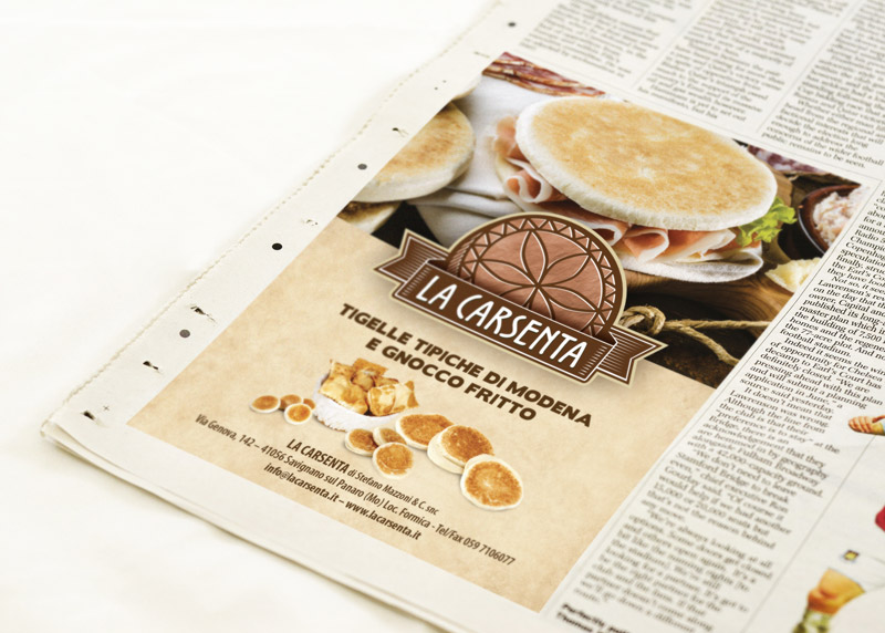 newspaper_adv_lacarsenta