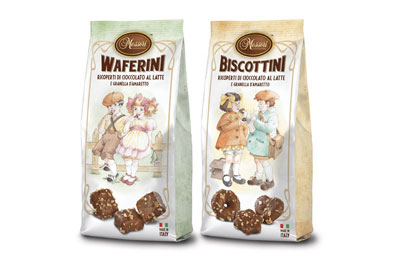 packaging cioccolato