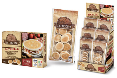 packaging la carsenta