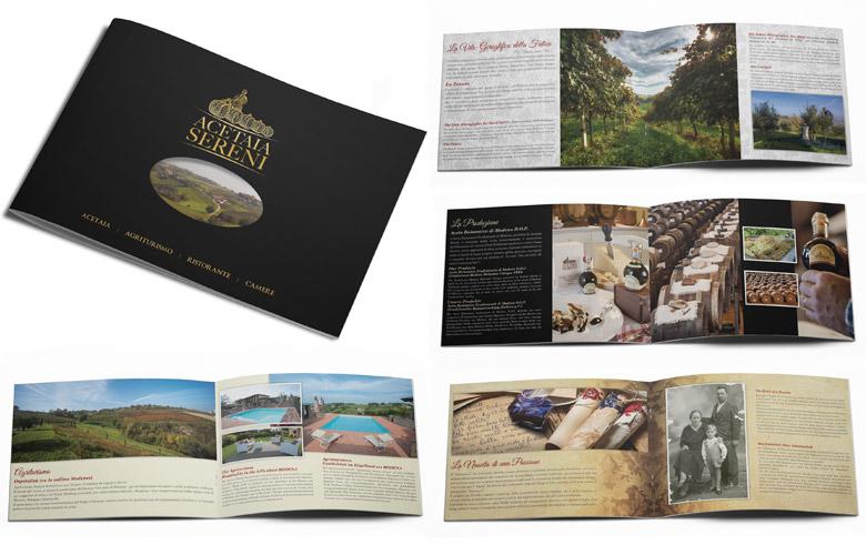 Brochure acetaia