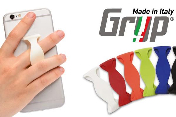 Gryp accessorio per smartphone